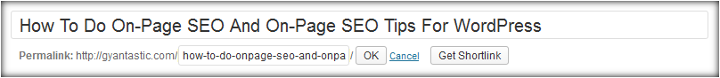Title-On-page-SEO