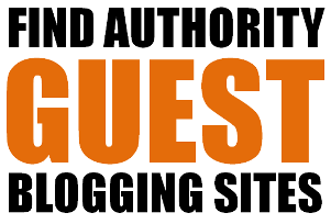 find-authority-guest-blogging-sites