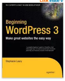 Beginning WordPress 3 - Best WordPress Tutorial