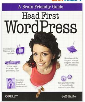 Head First Word Press - Best WordPress Tutorial