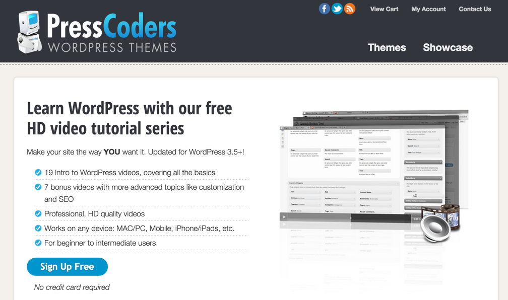 presscoders-hd-video-wordpress-tutorials