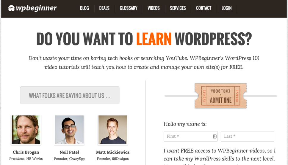 wpbeginner-wordpress-video-tutorials
