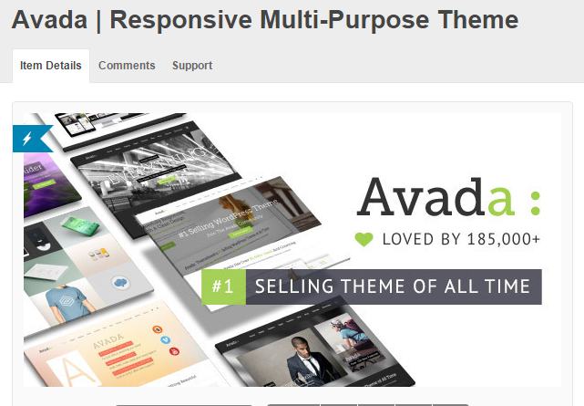 Avada - Best WordPress Business Theme