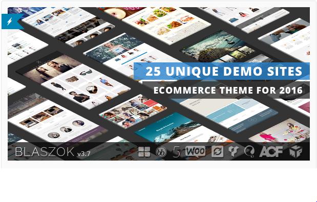 Blazsok - Best Ecommerce WordPress Theme