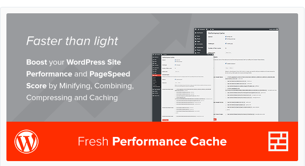 Fresh Performance Cache - Best WordPress Cache Plugin
