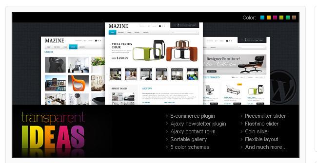 Mazine - Best Ecommerce WordPress Theme