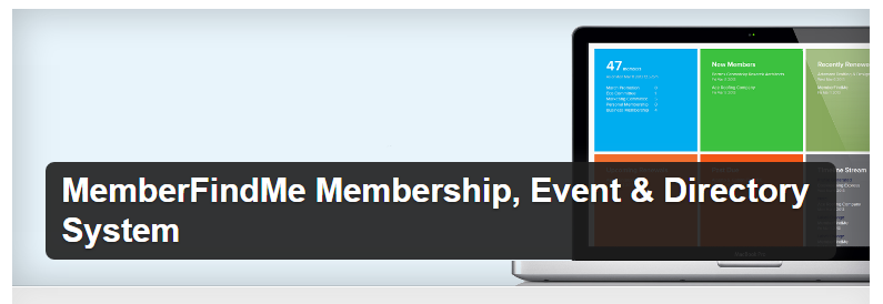 MemberFindMe - WordPress Membership Plugin