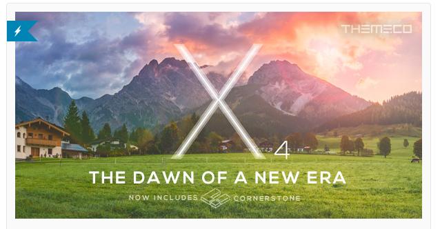 X Theme - Responsive WordPress Theme
