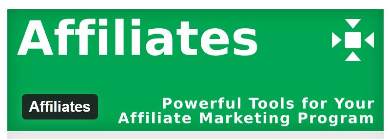 Affiliates - Best WordPress Affiliate Plugin