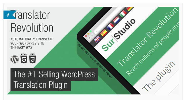 Ajax Translator Revolution - Best WordPress Translation Plugins