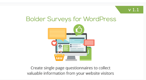Bolder Survey - WordPress Survey Plugin