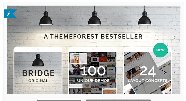 Bridge - Responsive WordPress Theme