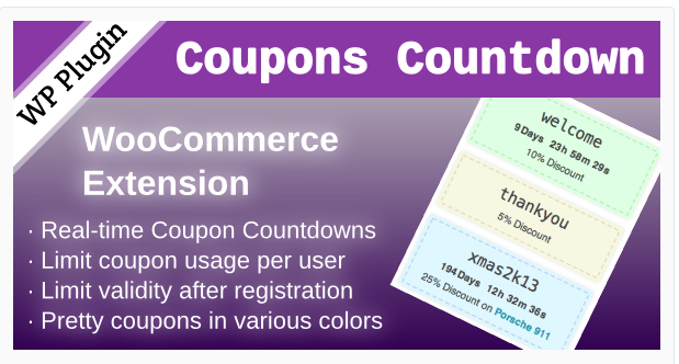Coupon Countdown - Best Coupon WordPress Plugin