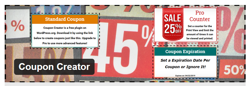 Coupon Creator - Best Coupon WordPress Plugin