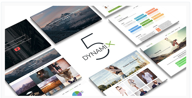 DynamiX - WordPress Business Theme