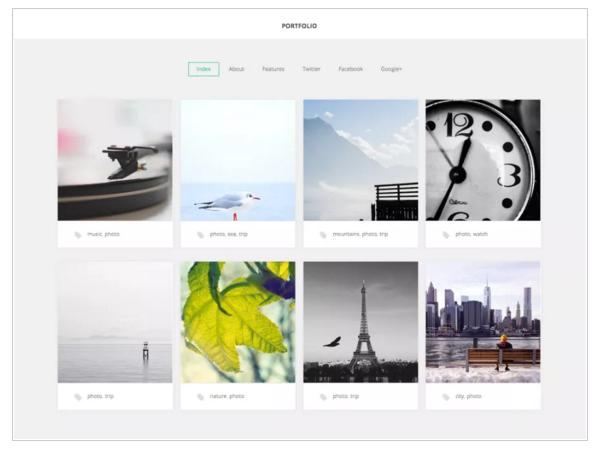 GK PortfolioBest WordPress Portfolio Theme