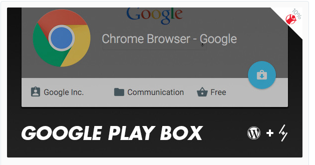 Google Play Box - WordPress Review Plugin