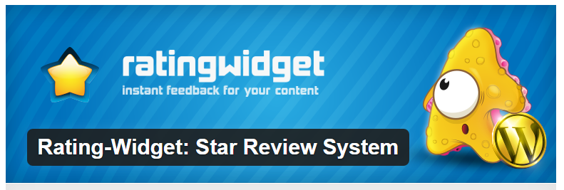Rating Widget - Best WordPress Rating Plugins