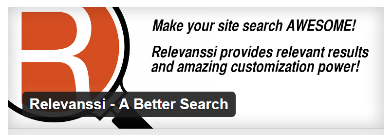 Relevanssi - Best WordPress Search Plugin