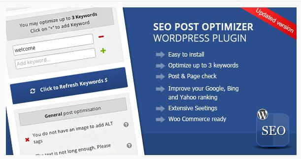SEO Post Optimizer - Best WordPress SEO Plugin