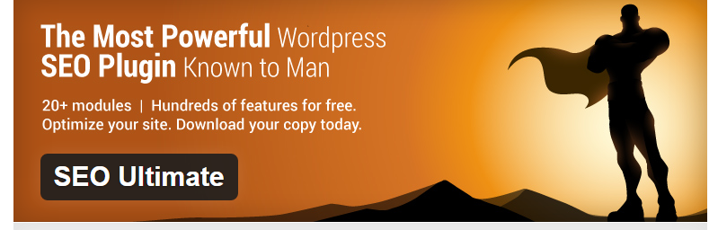 SEO Ultimate - Best WordPress SEO Plugin