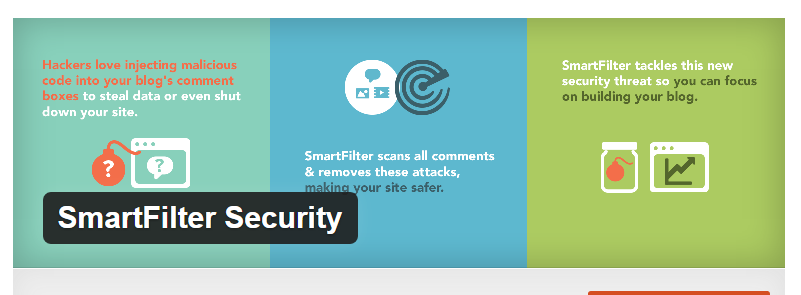 SmartFilter Security - WordPress Security Plugin