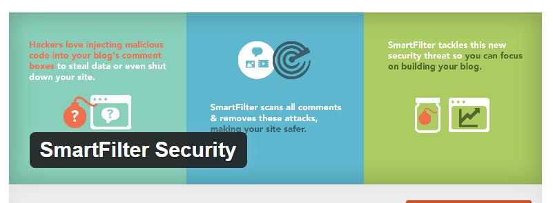 SmartFilter Security - WordPress Security Plugin