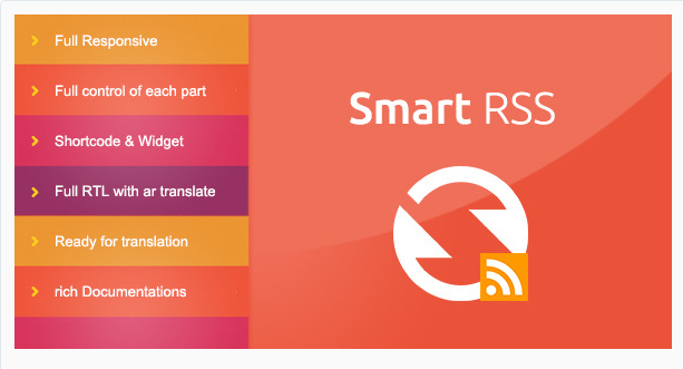 Smart RSS - WordPress RSS Feed Plugin