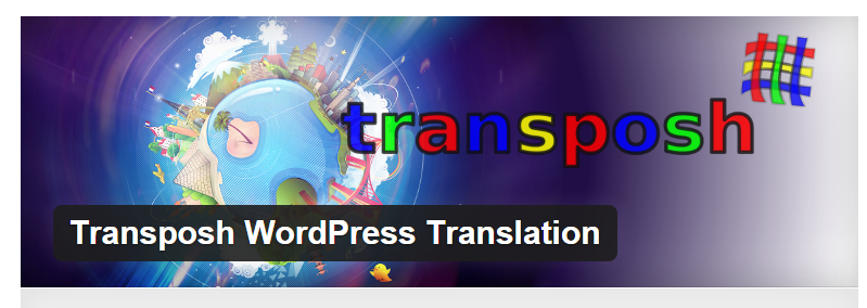 Transposh WordPress Translation - Best WordPress Translation Plugins