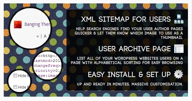 XML Sitemap For Users - Best WordPress Sitemap Plugin