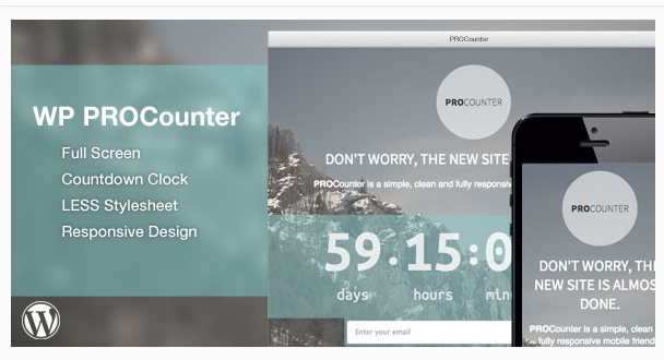 WP PROCounter - WordPress Landing Page Plugin