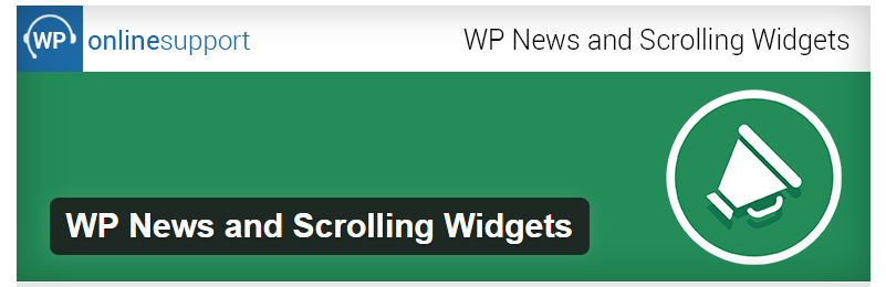 SP News and Scrolling Widget - Best WordPress News Plugin