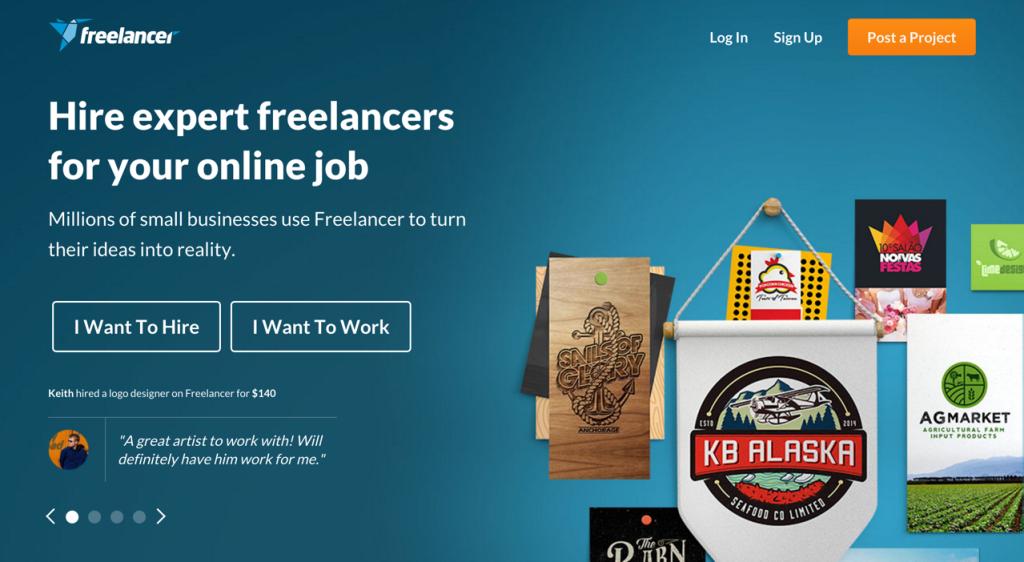freelancer-website